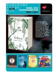 barn- och ungdomsböcker resa 1-2011 - Forma Books
