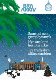 Good News nr 10 2010 - Bra Arkivkonsult