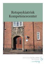 Retspsykiatrisk Kompetencecenter - Region Sjælland