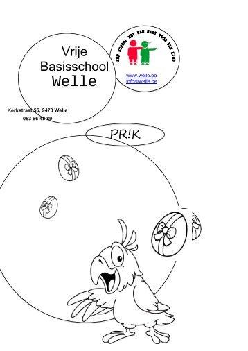 prik maart 2013 - Vrije Basisschool Welle