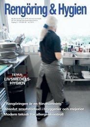 Läs Rengöring & Hygien #2-13 - SRTF