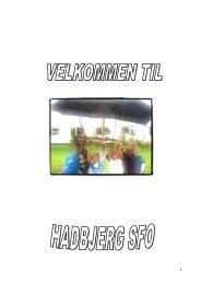 Førskolefolder intra1 - Hadbjerg Skole
