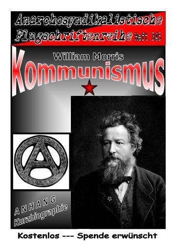 345 Morris, William - Kommunismus