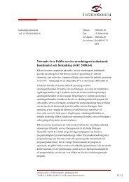 Kontinuitet och förändring - Riksrevisionen