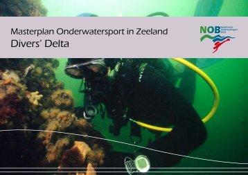 Masterplan Onderwatersport in Zeeland - NOB