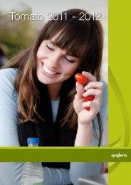 Tomato 2011 - 2012 - Plant-Prod