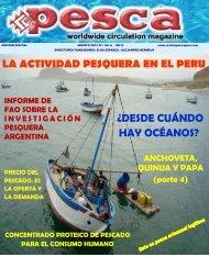 Revista Pesca agosto 2013