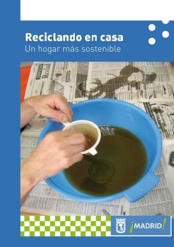 Manual: Reciclando en casa - ECO agricultor
