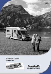 Bobiler 1-2008 - Vest Caravan AS