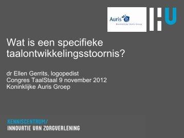 7. Ellen Gerrits - Koninklijke Auris Groep
