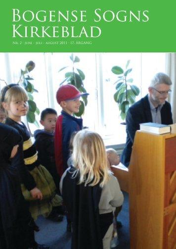 Bogense Sogn Kirkeblad - Bogense kirke