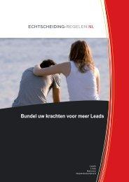 Bundel uw krachten voor meer Leads - Echtscheiding Regelen