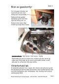 Brukerhåndbok Campingvogn - Jarle Kandal - Page 4