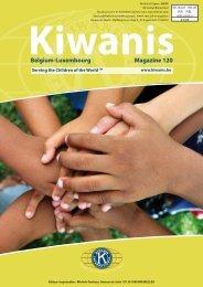 RvB District 2011-2012 - Kiwanis