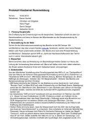 10.02.2012 - Kiezbeirat Rummelsburger Bucht