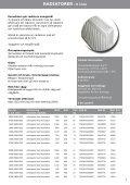 RADIATORER - K Line - Wösab - Page 3