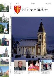 Kirkebladet - Ullerål kirke