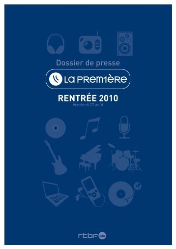 RentRée 2010 - Rtbf
