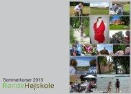 Korte kurser (Dansk) - Højskolerne