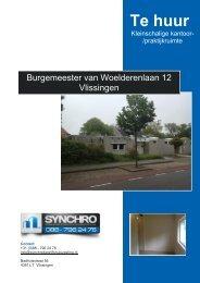 Download brochure - Synchro Bedrijfshuisvesting