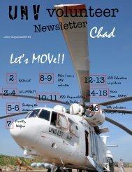 June-August 2009 Newsletter