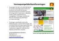 Fra vindkraft til varmepumper ... - Energinet.dk