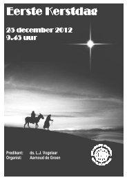 Lees - Bethlehemkerk Den Haag