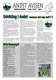 Andst Avisen uge 10 2012