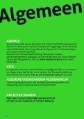 programmaboekje - Musea Utrecht - Page 4