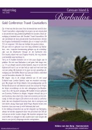 Barbados - de mooiste reizen