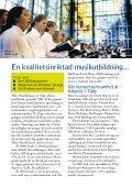 Ladda ner Täby Musikklassers informationsbroschyr som pdf-fil, här! - Page 2