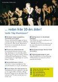 Ladda ner Täby Musikklassers informationsbroschyr som pdf-fil, här! - Page 3