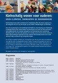 Programma - Expertisecentrum Mantelzorg - Page 2