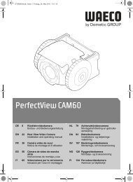PerfectView CAM60 - Waeco