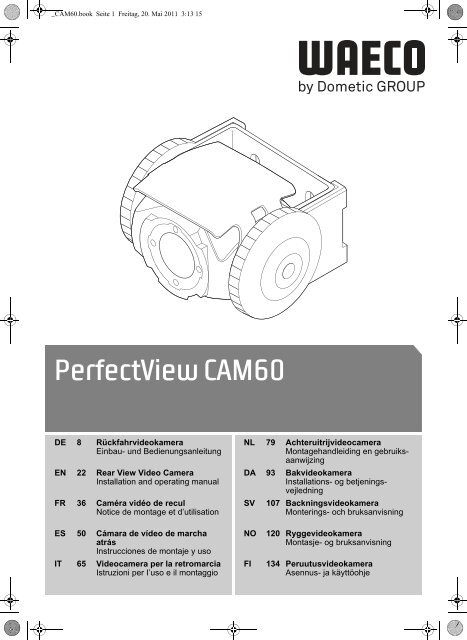 PerfectView CAM60 - Waeco