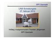 SPF - LRØ