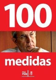 100 Medidas - (PSOE) de Pontedeume