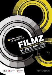 Filmz-Programmheft 2009