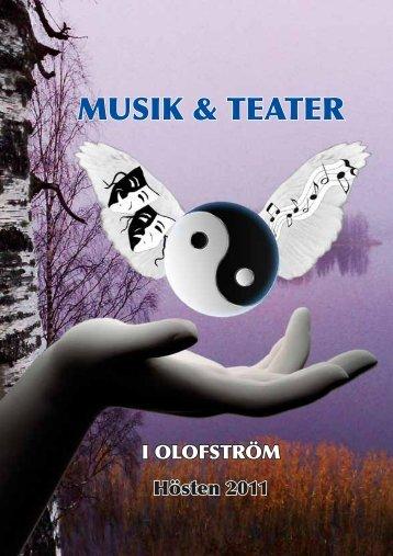 Musik & TeaTer - Planket