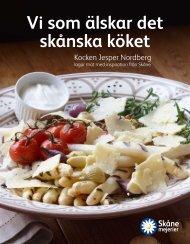 Vi som älskar det skånska köket - Skånemejerier