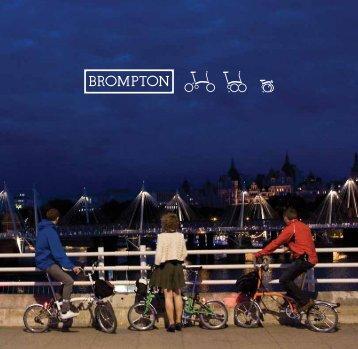 Brompton Brochure - De Ligfiets