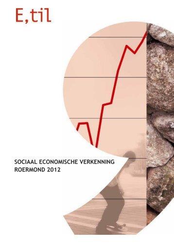 Economische Verkenning Voorzieningenkern Binnenstad 2010