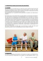 1. Doelstelling en plaats van het fonds in de ... - Oranje Fonds