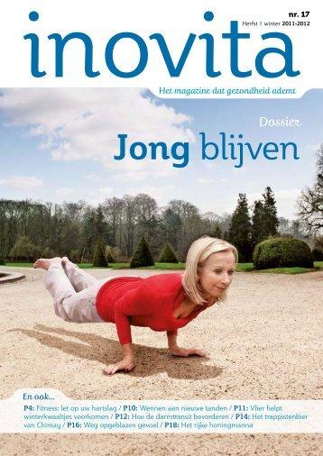 Download gratis het tweemaandelijks magazine Inovita - Fiftytoo.be