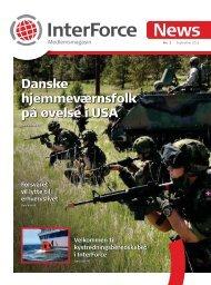 Danske hjemmeværnsfolk på øvelse i USA - onlinePDF