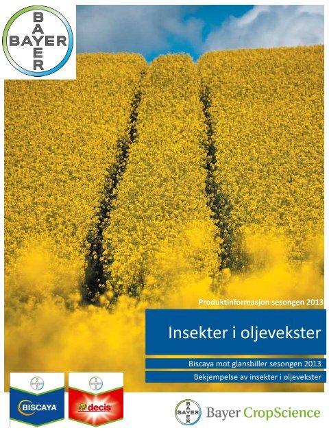Last ned brosjyren her. - Bayer CropScience Norge