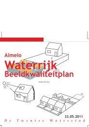 Beeldkwaliteitsplan - Gemeente Almelo