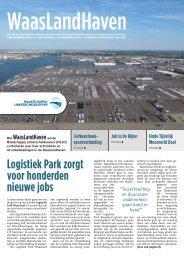Waaslandhaven #1 september - december 2009 - Maatschappij ...