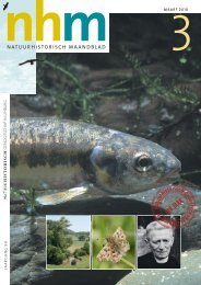 nhm 3 mrt 2010 - Natuurhistorisch Genootschap in Limburg