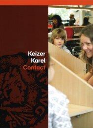 """""""nieuwe media"""" in het onderwijs - Keizer Karel College"""